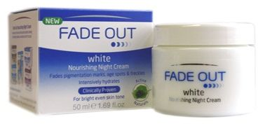 fade out whitening night cream review