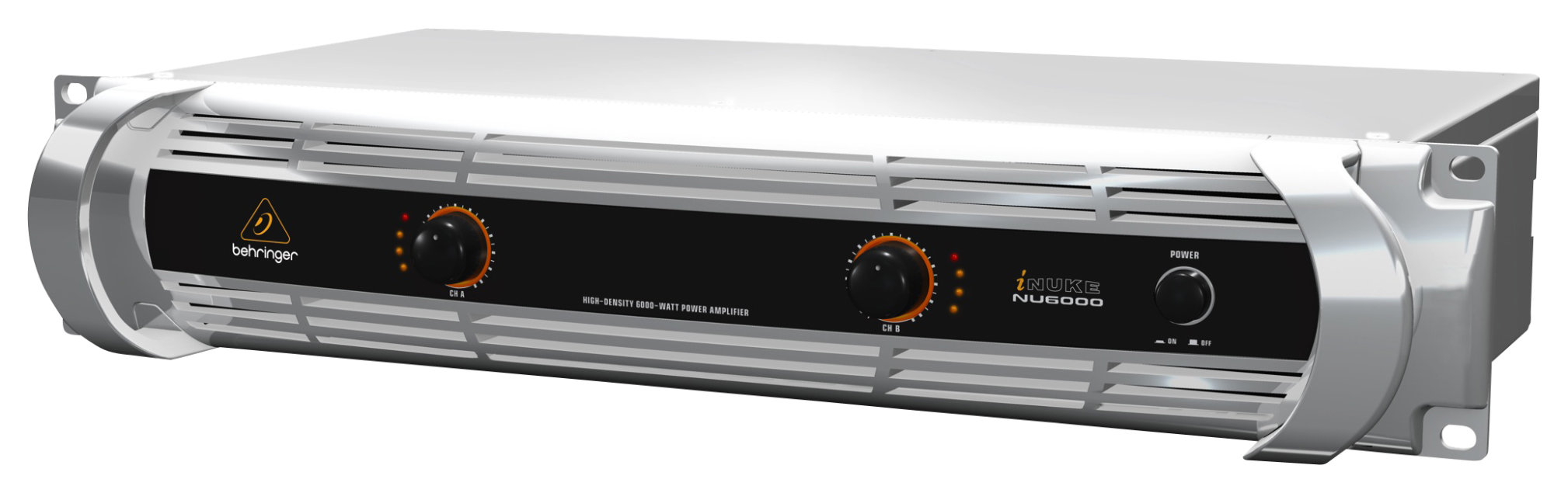 behringer inuke nu4 6000 power amplifier review
