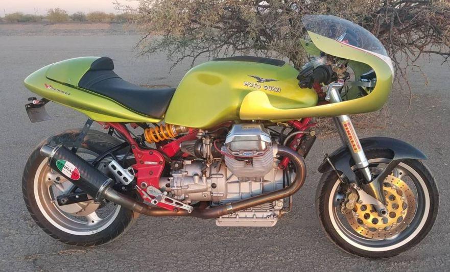 2000 moto guzzi quota review