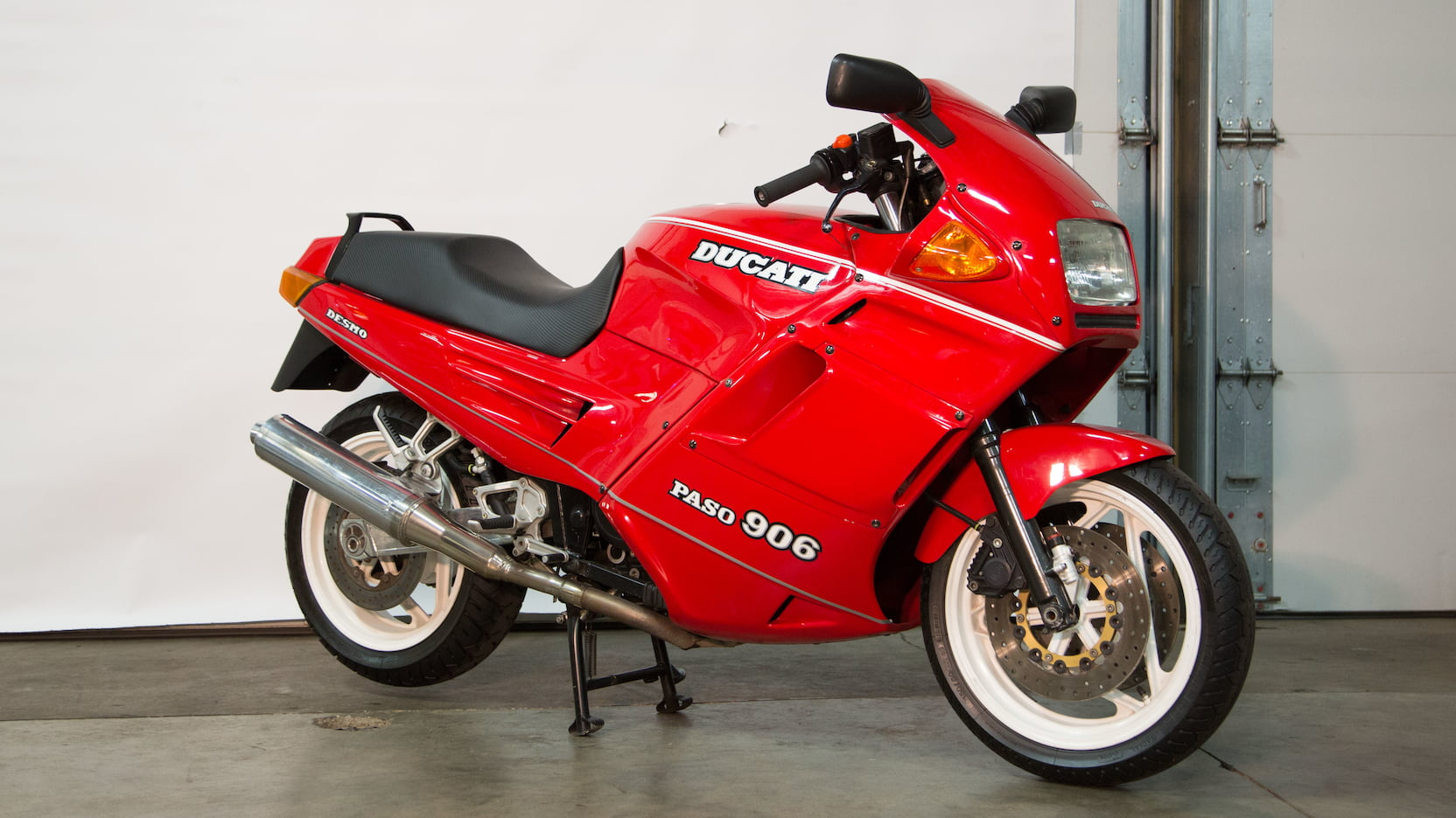 1990 ducati 906 paso reviews