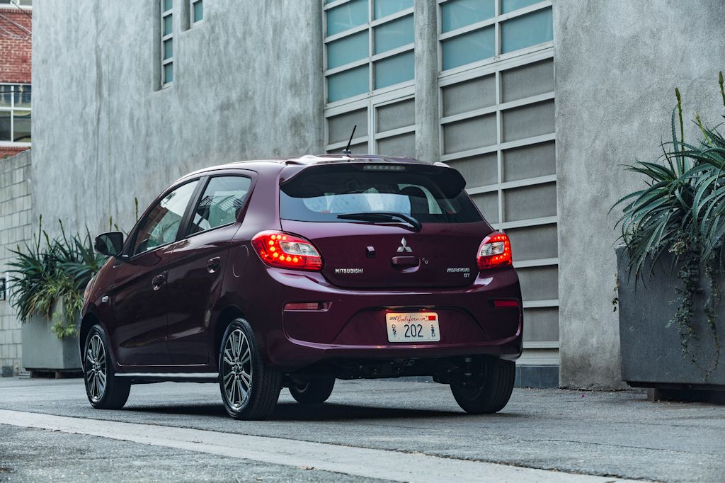 2016 mitsubishi mirage es la auto my16 review