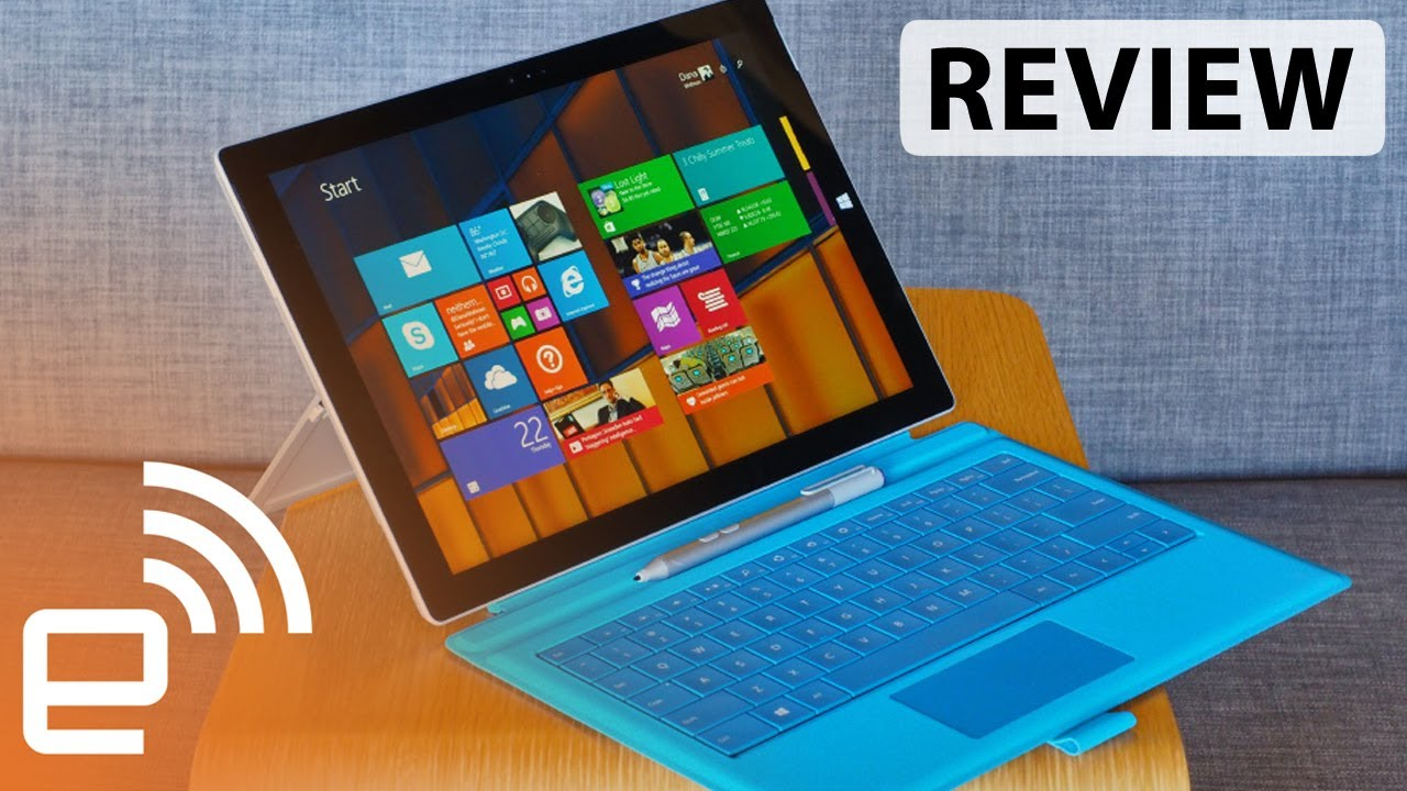 ms surface pro 3 review