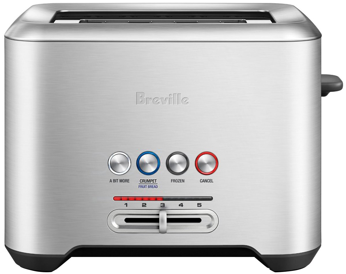breville lift and look pro toaster review