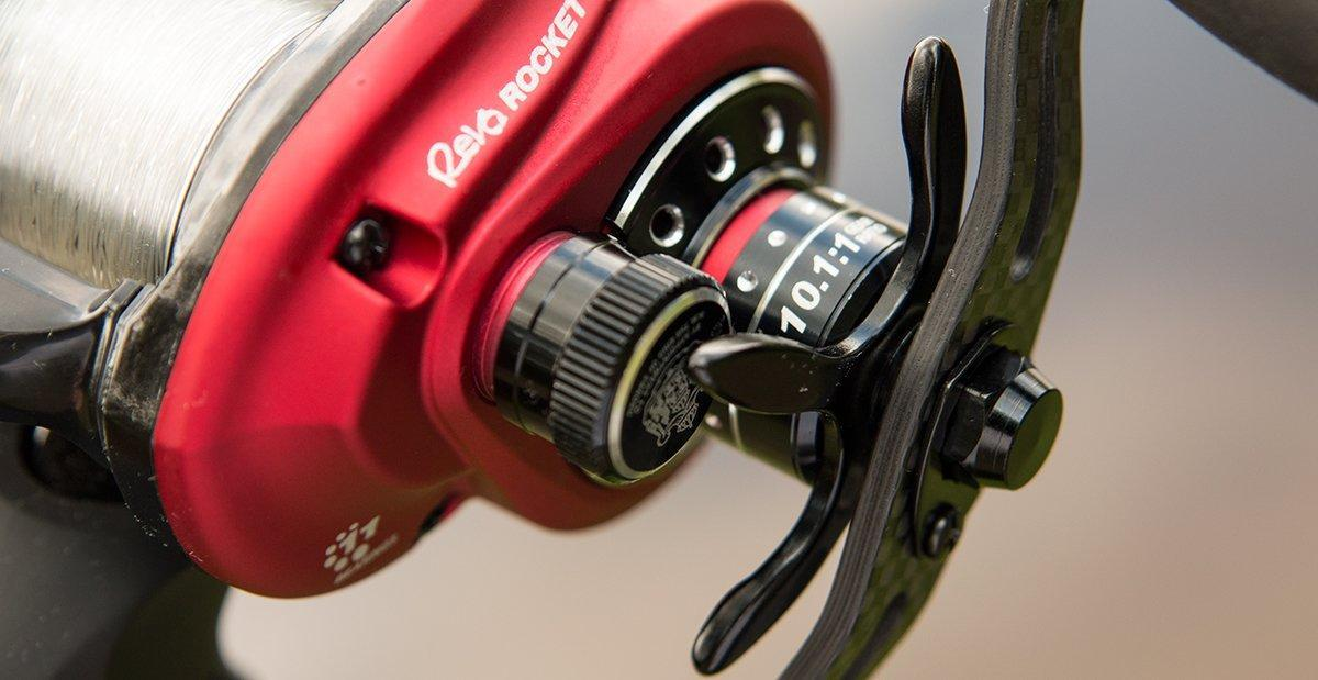 abu garcia revo rocket spinning reel review