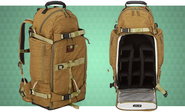 burton f stop camera backpack review
