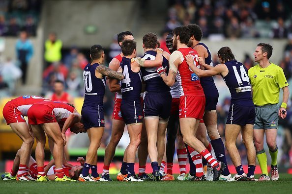 afl match review panel results