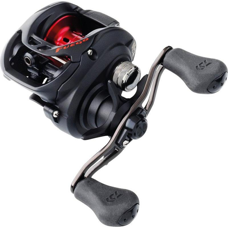 daiwa fuego ct casting reel review