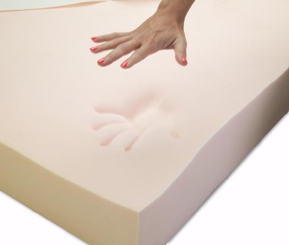 visco elastic memory foam mattress topper reviews