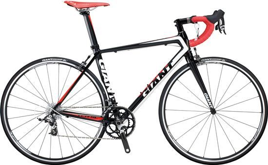 giant tcr composite 2 2012 review