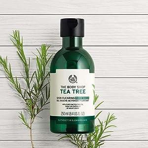 body shop tea tree serum review