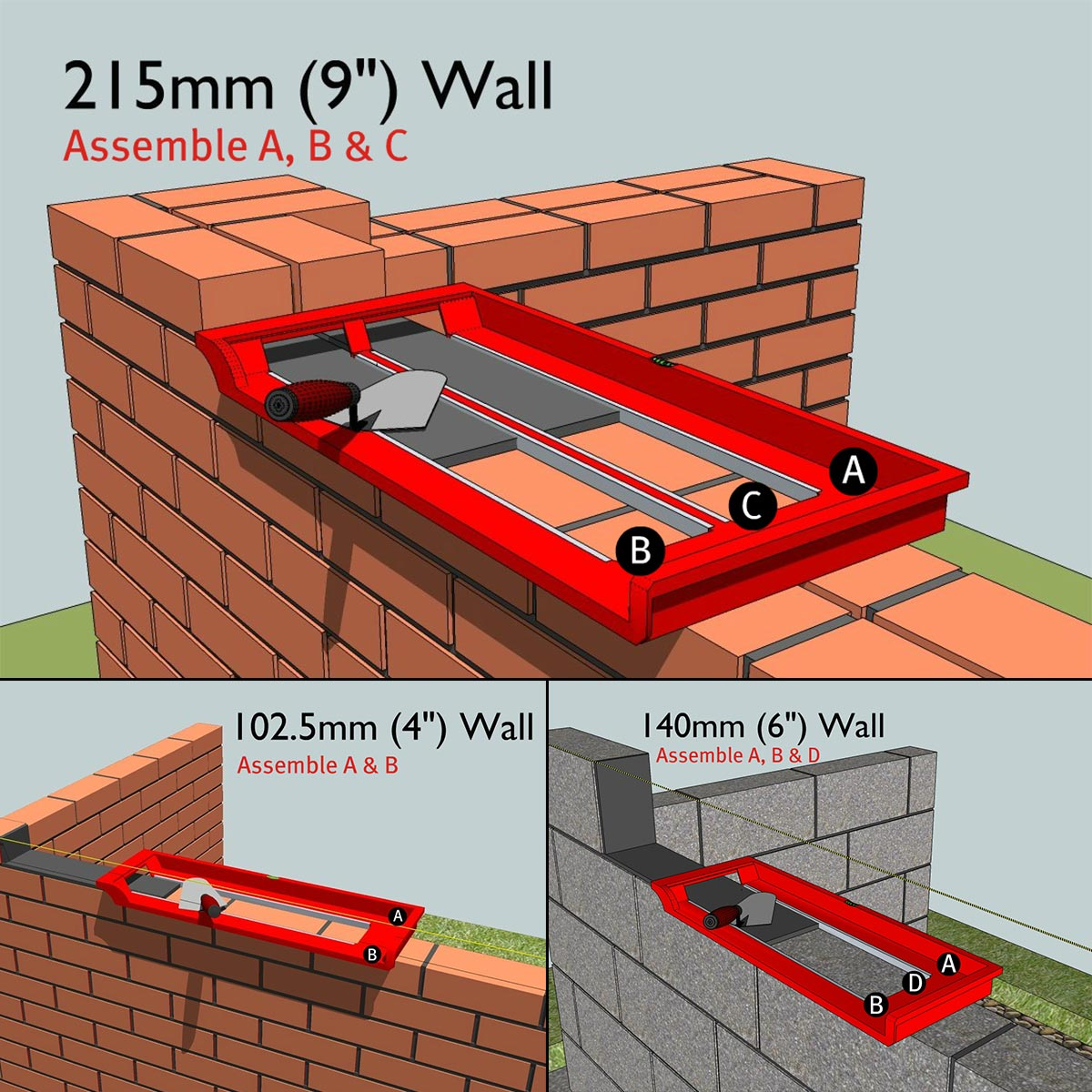 bricky wall building tool review