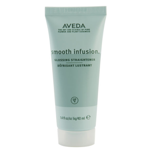 aveda smooth infusion glossing straightener reviews