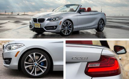 bmw 228i review car and driver