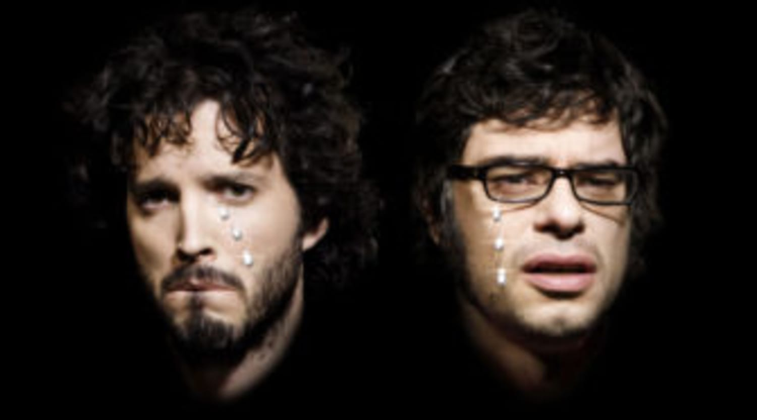 flight of the conchords tour review