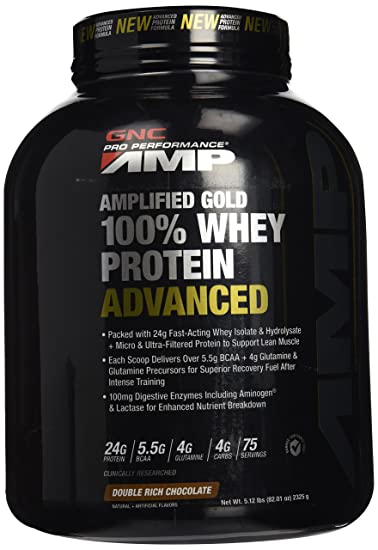 gnc gold standard whey review