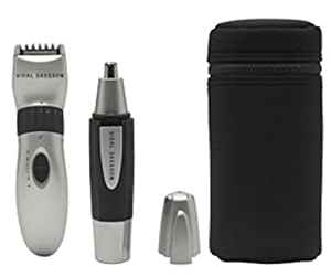 vs sassoon beard trimmer review