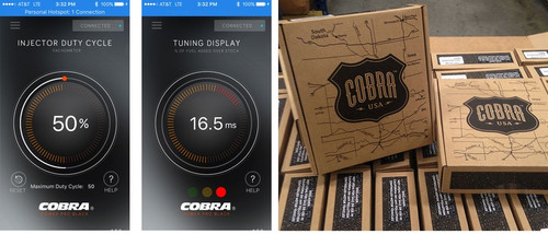 cobra fi2000 powrpro black tuner review
