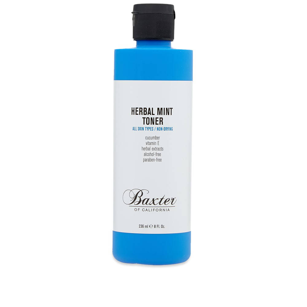 baxter of california toner review