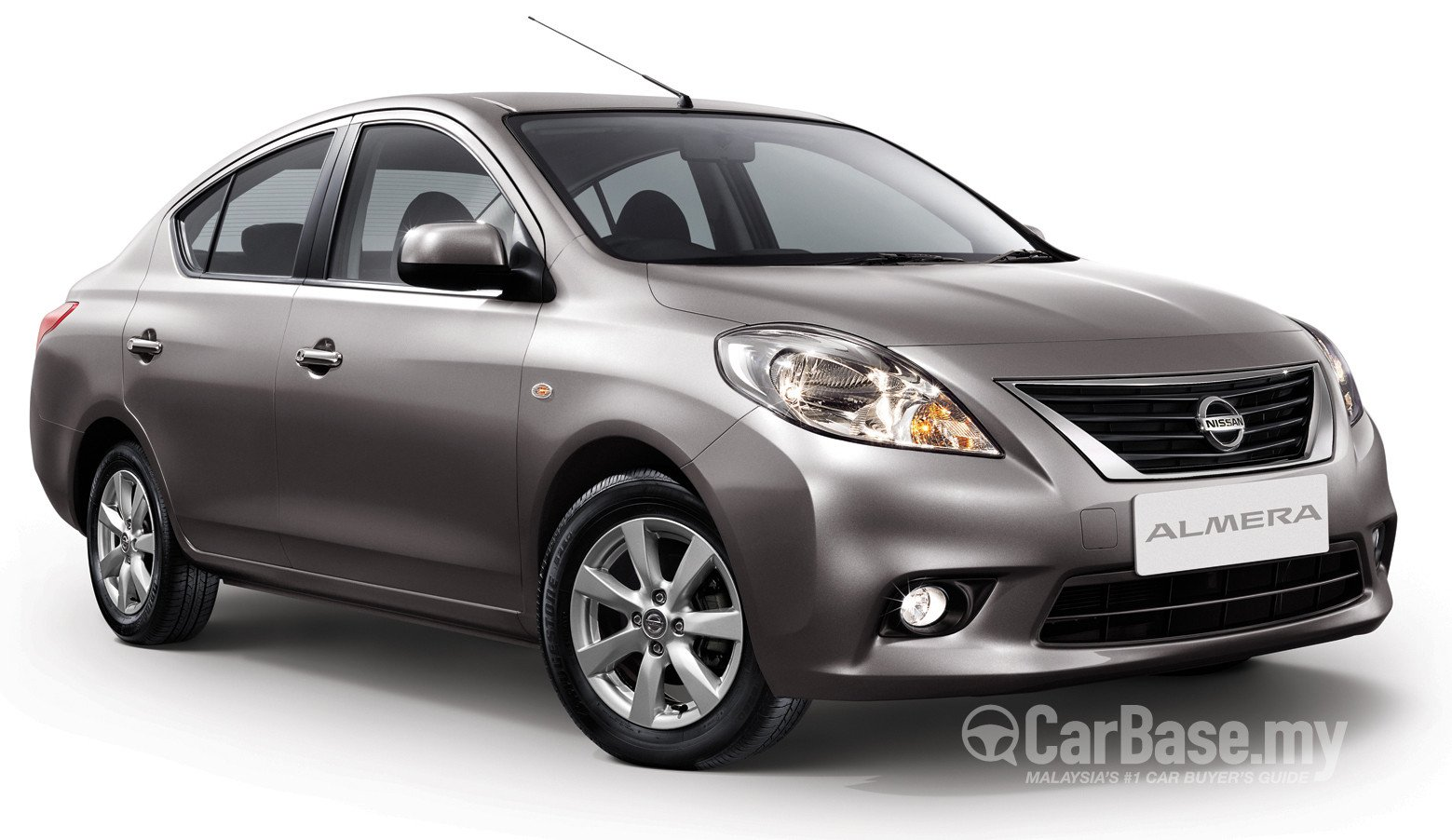 2012 nissan almera n17 st review