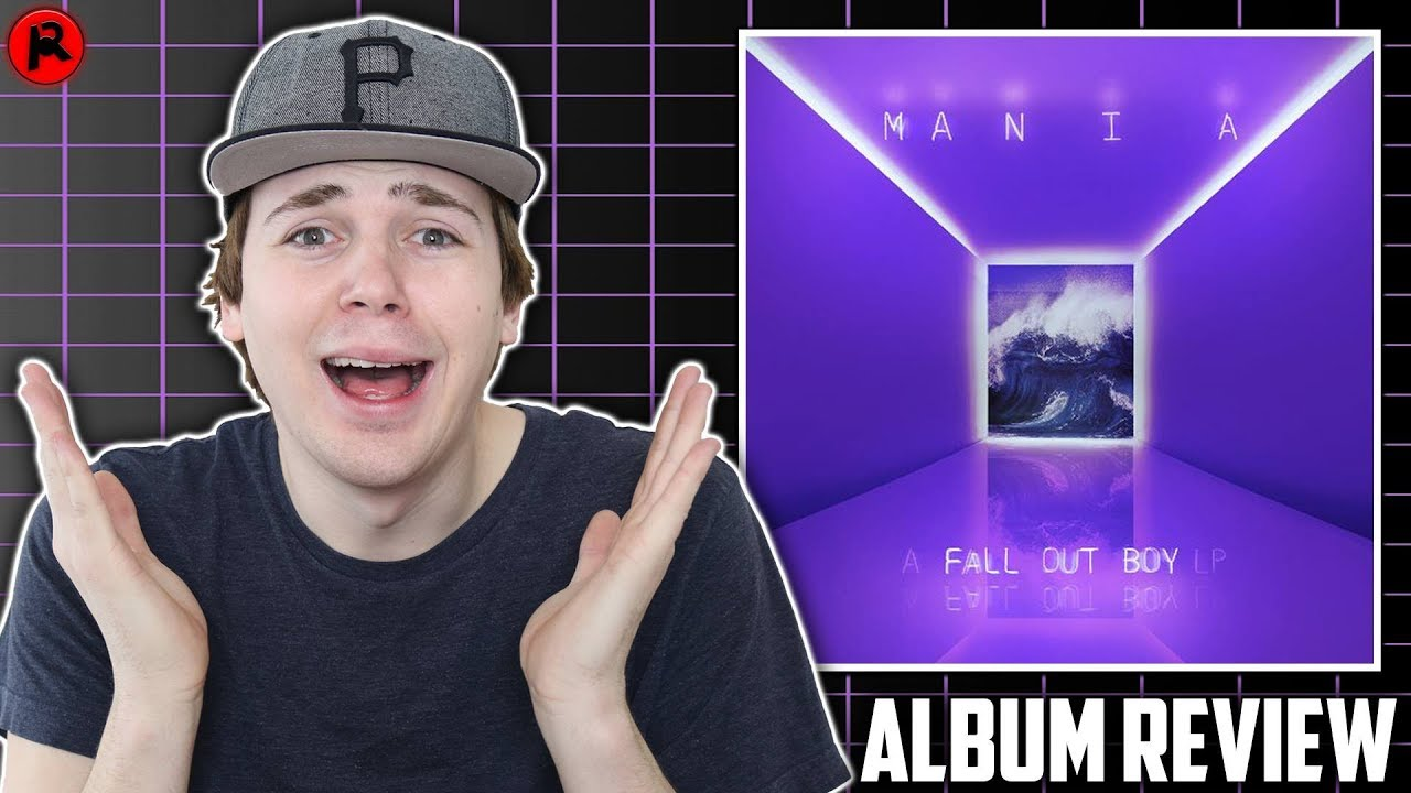 fall out boy album review