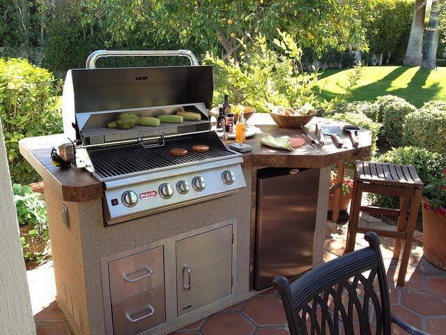 bull bbq long kitchen review