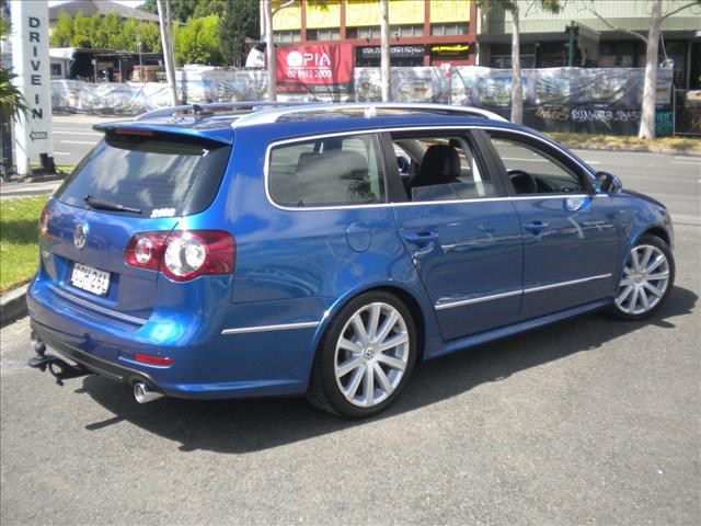 2008 volkswagen passat wagon review