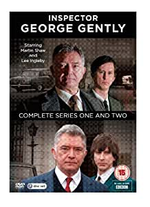 george gently tv series reviews
