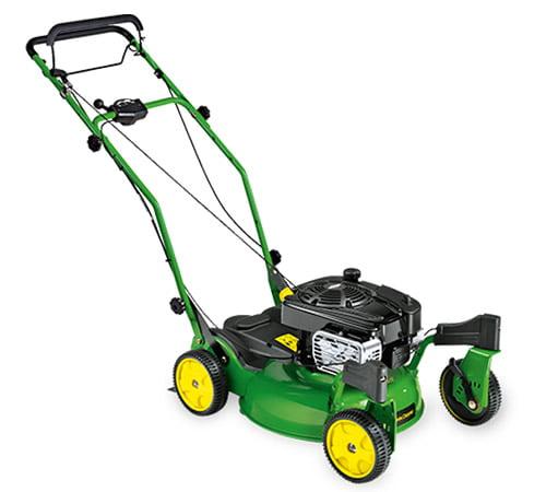 self propelled mulching mower reviews
