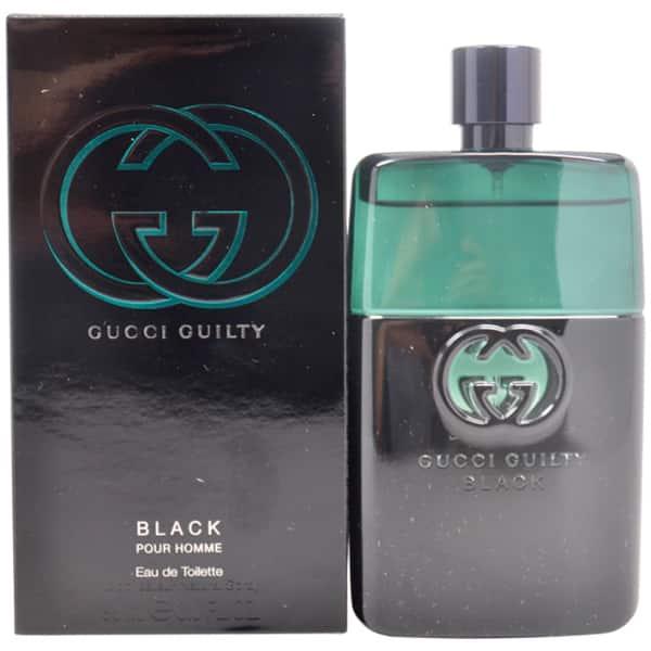 gucci guilty black pour homme review