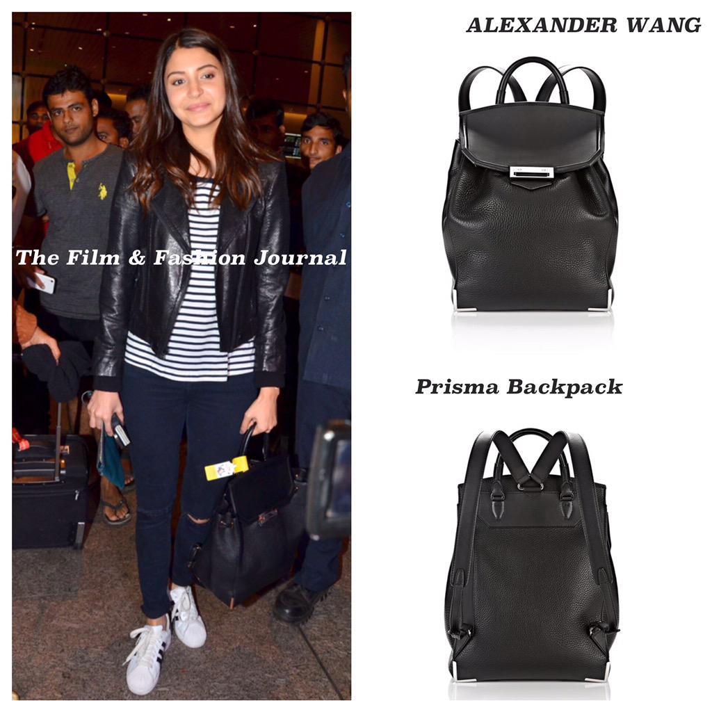 alexander wang prisma backpack review