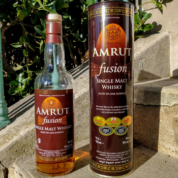 amrut fusion single malt review