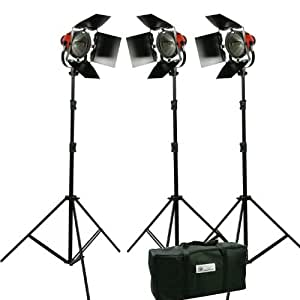 continuous studio lighting kit review