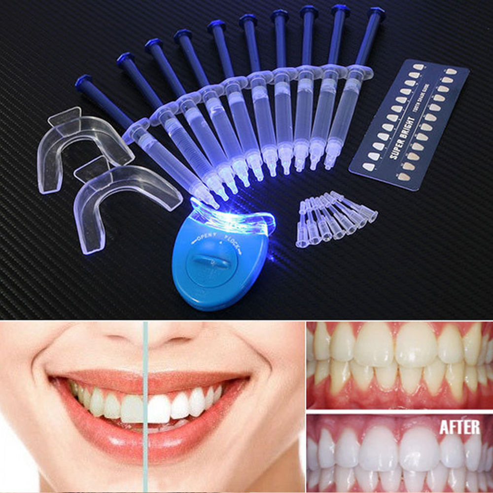 ebay teeth whitening kits review