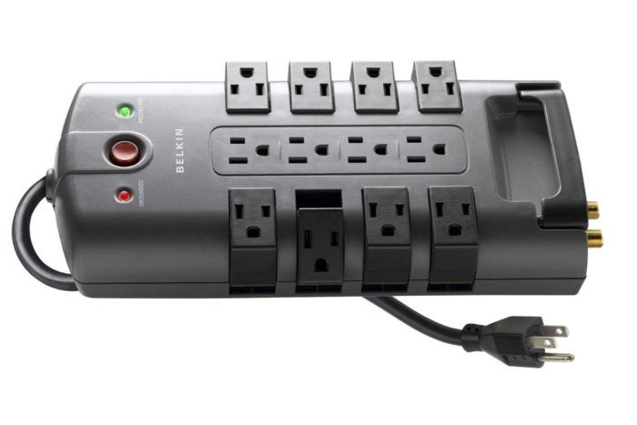 home theater surge protector reviews