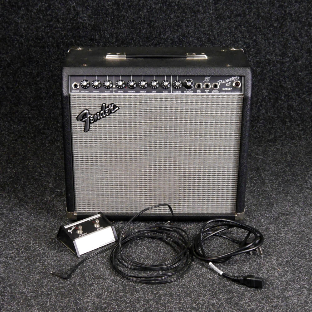 fender princeton 65 dsp review