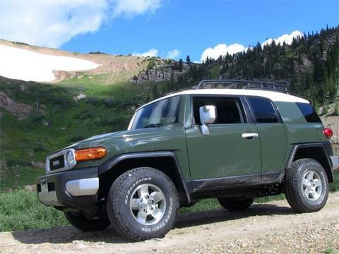 2010 toyota fj cruiser reviews