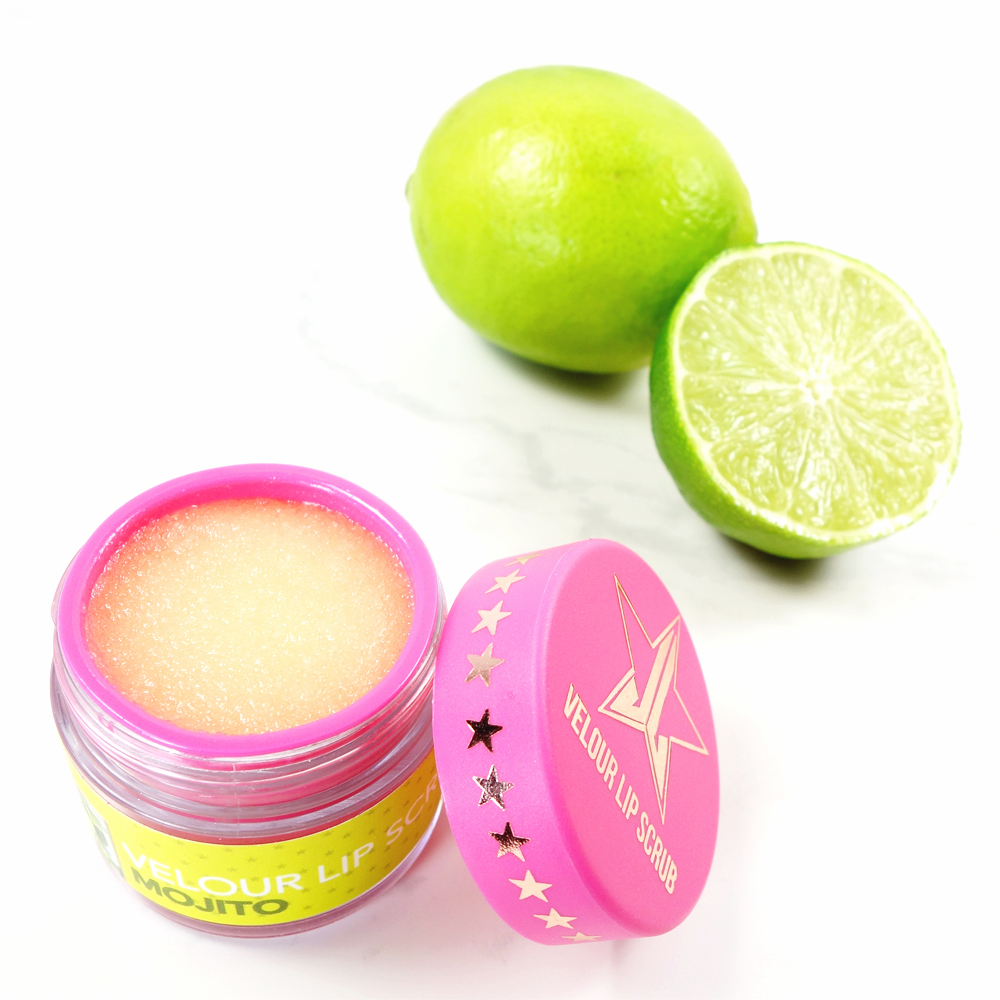 jeffree star lip scrub review
