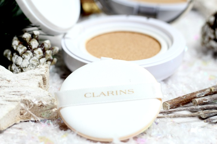 clarins everlasting cushion foundation review