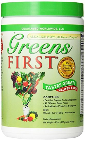 fruit and vegetable supplements reviews