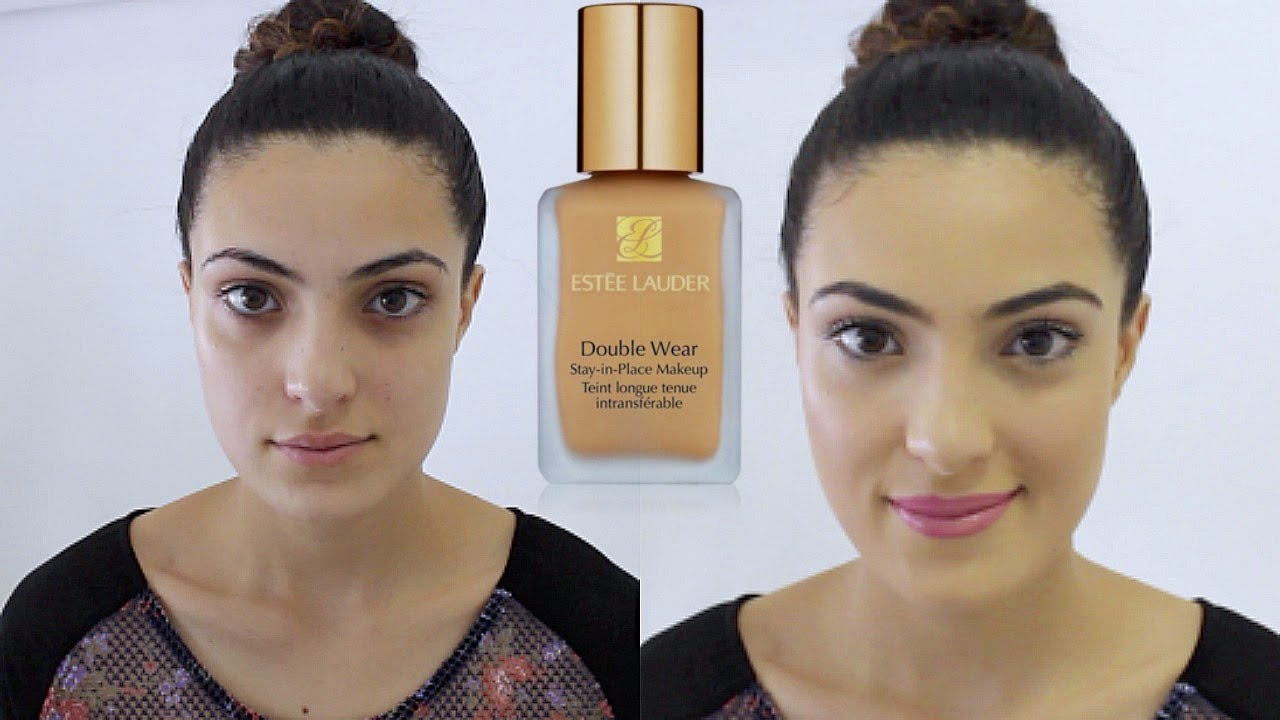 estee lauder double wear foundation rattan review