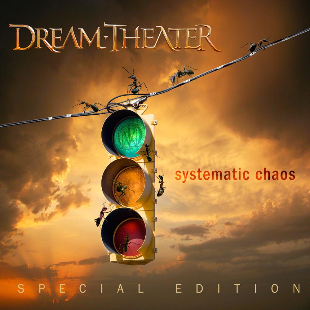 dream theater systematic chaos review