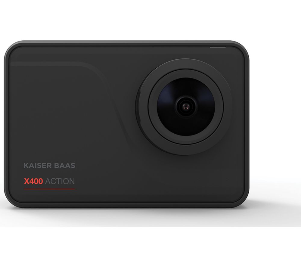 kaiser baas x4 waterproof 4k video action camera review