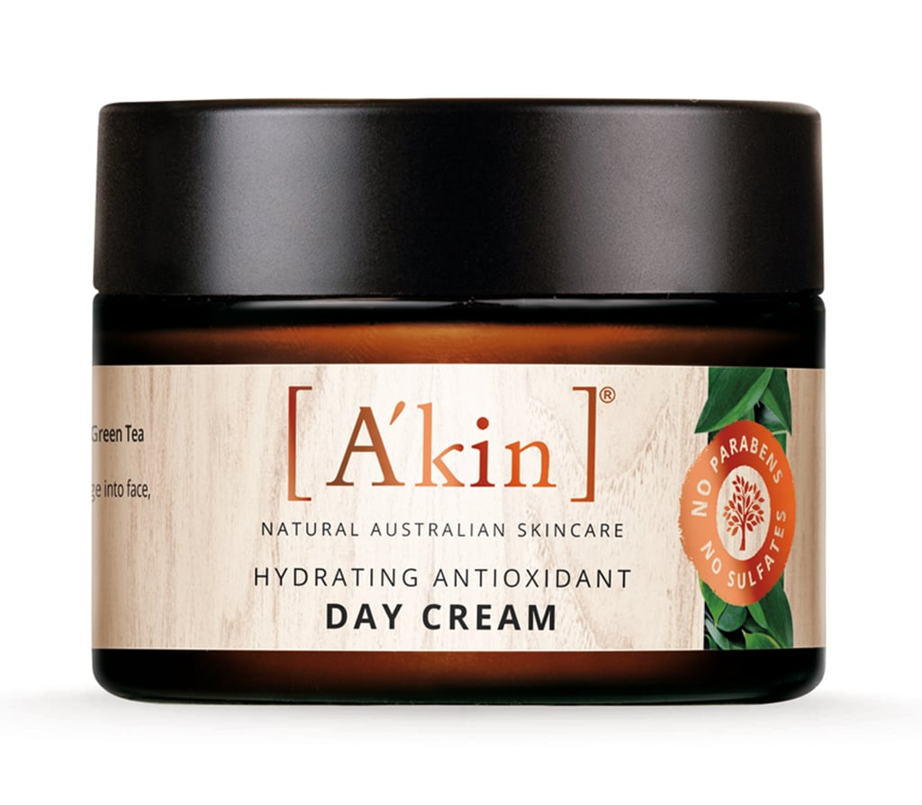 a kin hydrating antioxidant day cream review