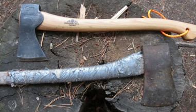 gransfors small forest axe review