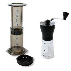 aerobie aeropress coffee maker review