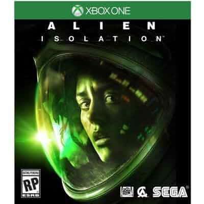 alien isolation xbox 360 review