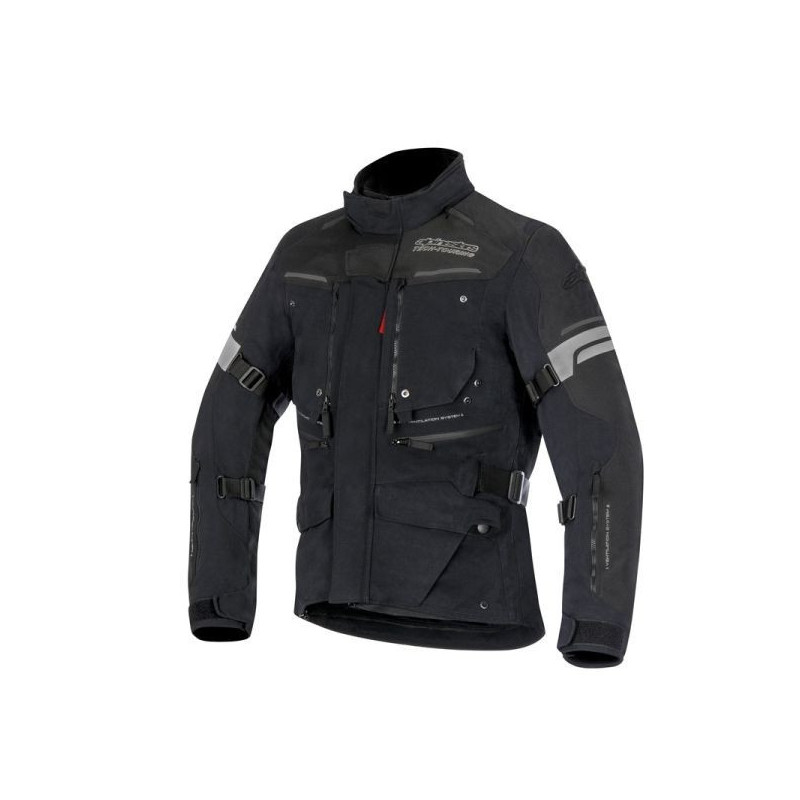 alpinestars valparaiso 2 drystar jacket review
