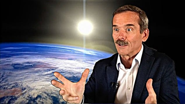 an evening with chris hadfield review