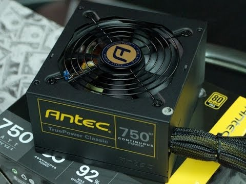 antec truepower classic 650w review