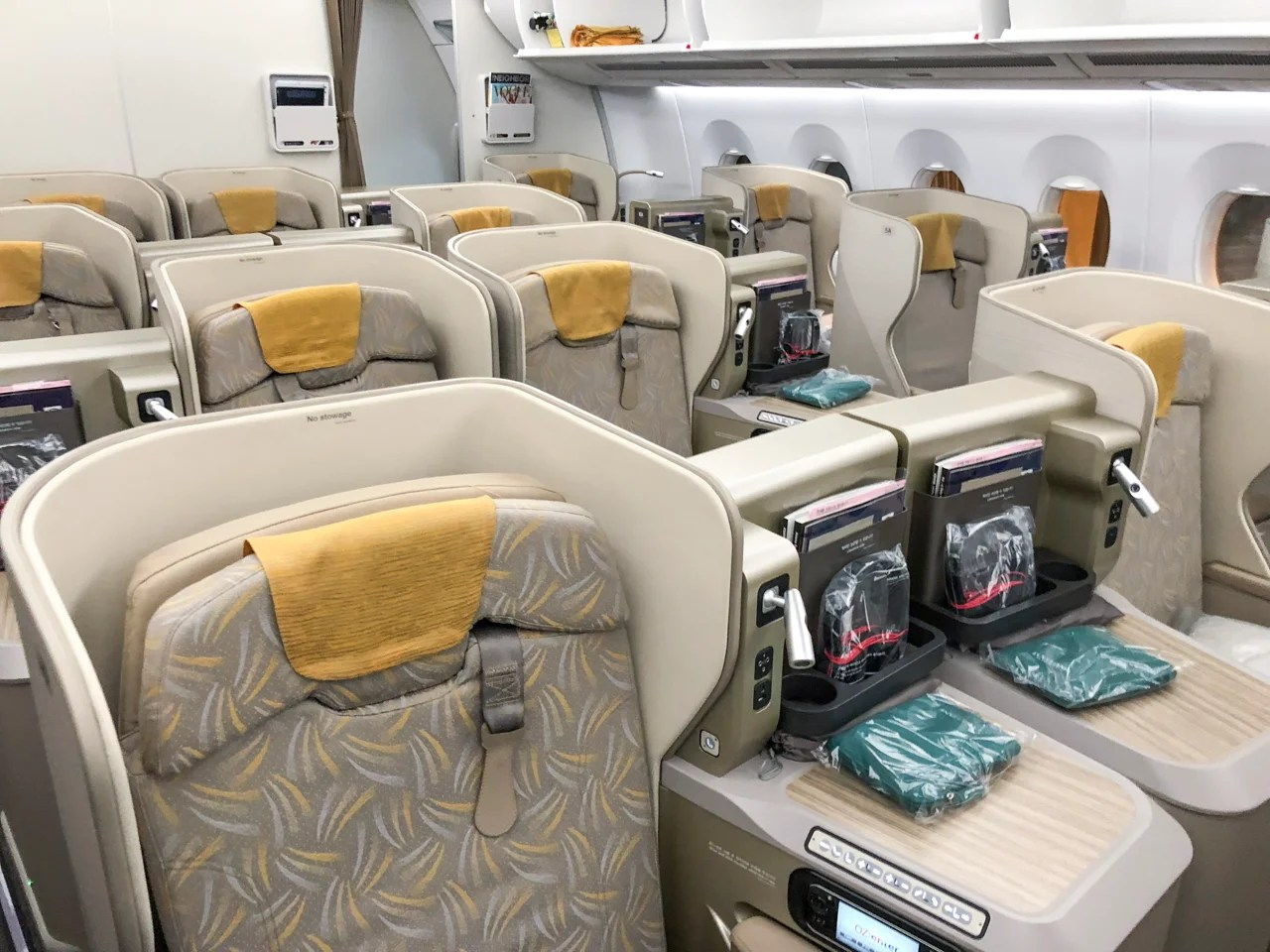 asiana airlines business class review